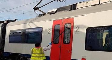 Nettoyage de trains, trams, rames, autocars & autobus à l'eau ultra pure